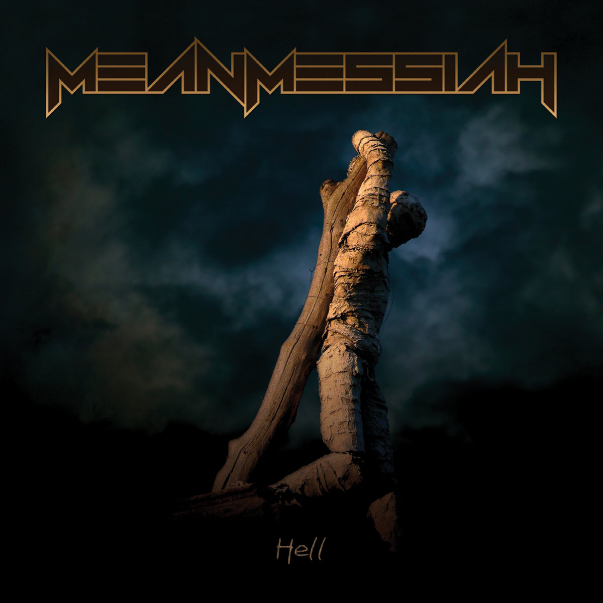 Hell (CD - First pressing 2013) cover