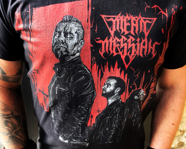 Divine Technology Band T-Shirt