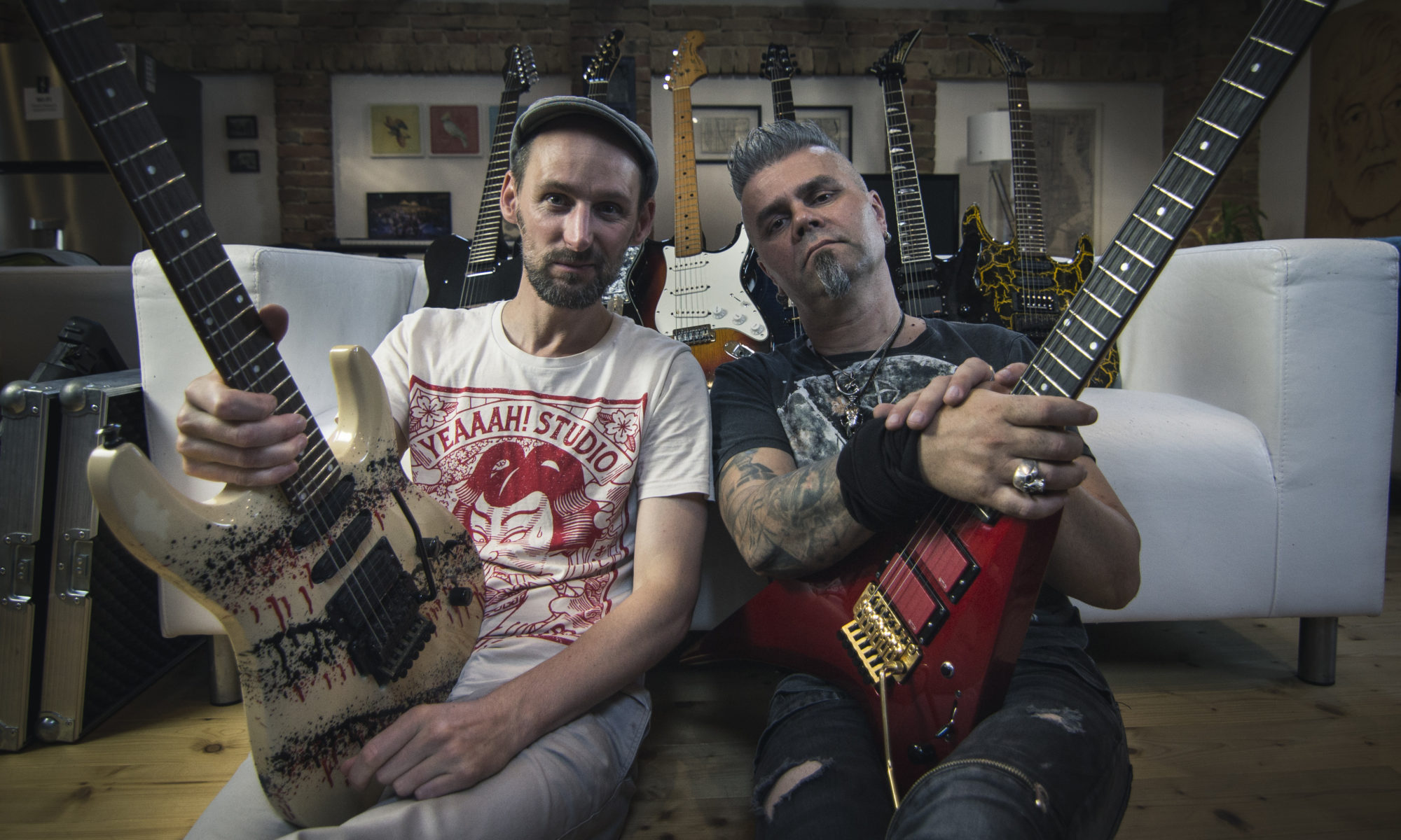 Kytarová zbrojnice