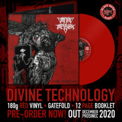 Divine Technology on vinyl